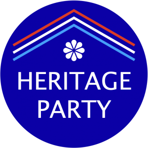 The Heritage Party Logo